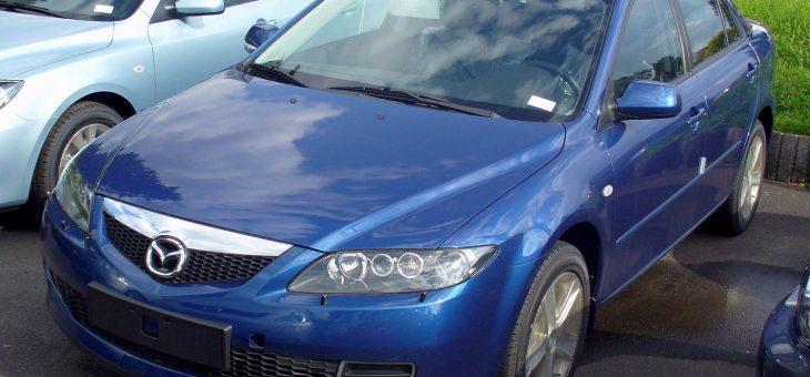 Mazda 6 [GG](2002-2008) Problemi, Recensione, Difetti e Informazioni