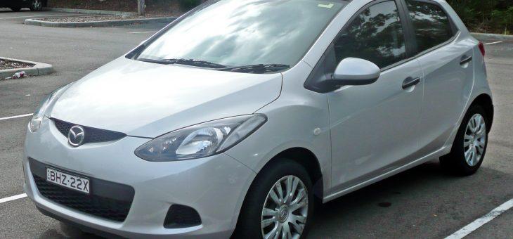Mazda 2 II [DE](2007-2014) Problemi, Recensione, Difetti e Informazioni