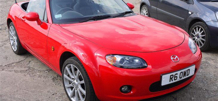 Mazda MX-5 III [NC](2005-2015) Problemi, Recensione, Difetti e Informazioni
