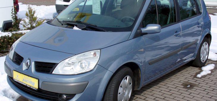 Renault Scenic II [2](2003-2009) Problemi, Recensione, Difetti e Informazioni