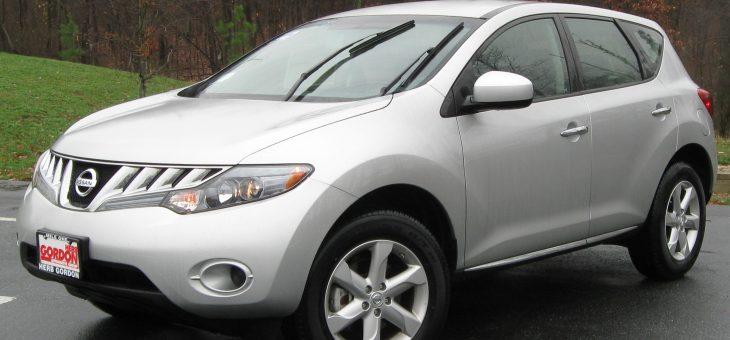 Nissan Murano II [Z51](2008-2014) Problemi, Recensione, Difetti e Informazioni